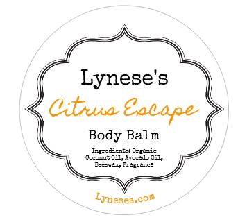 Citrus Escape Body Balm