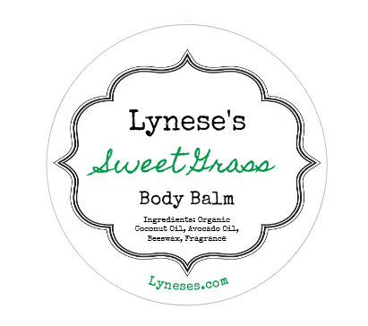 Sweet Grass Body Balm