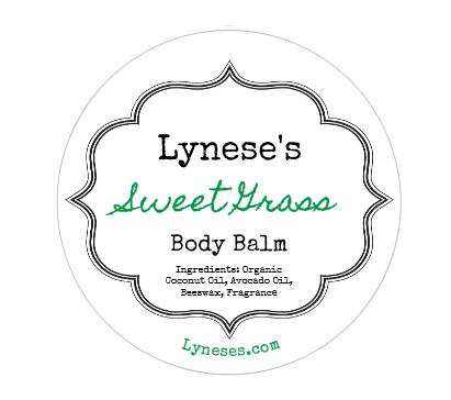 Sweet Grass Body Balm