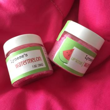 Watermelon Lip Scrub Photo