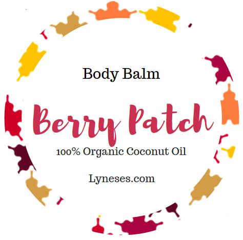 Berry Patch Coconut Body Balm