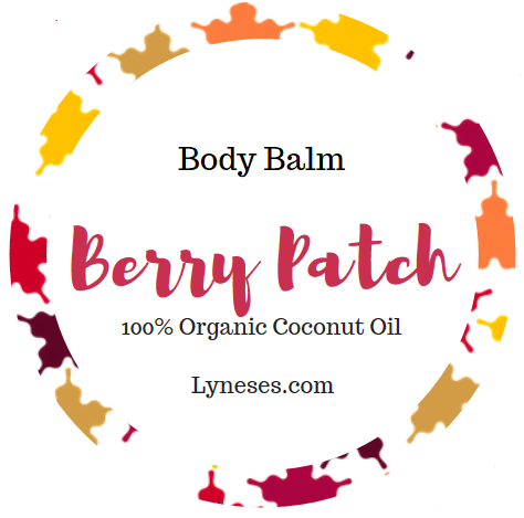 Berry Patch Coconut Body Balm