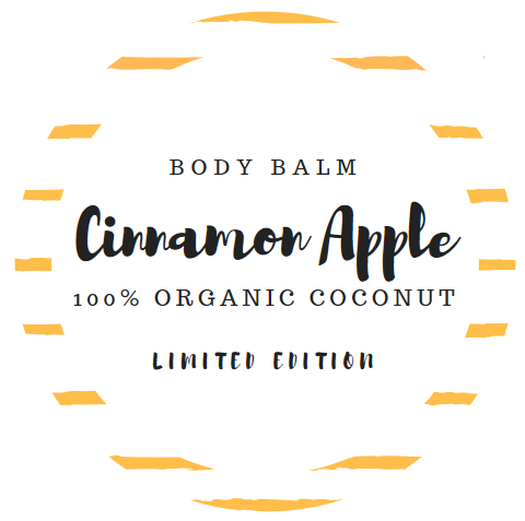 Cinnamon Apple Coconut Body Balm