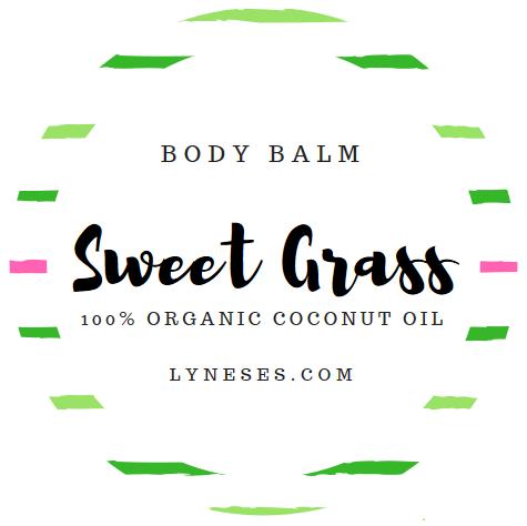 Sweet Grass Coconut Body Balm