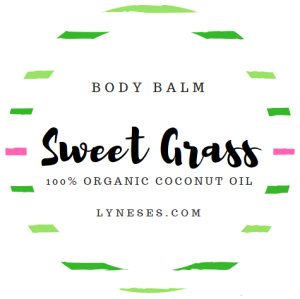 coconut body balm
