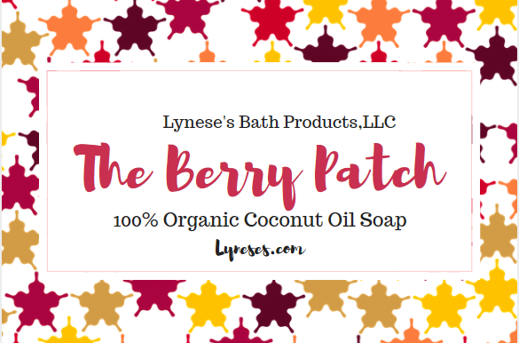 The Berry Patch Organic Coconut Oil Soap_2